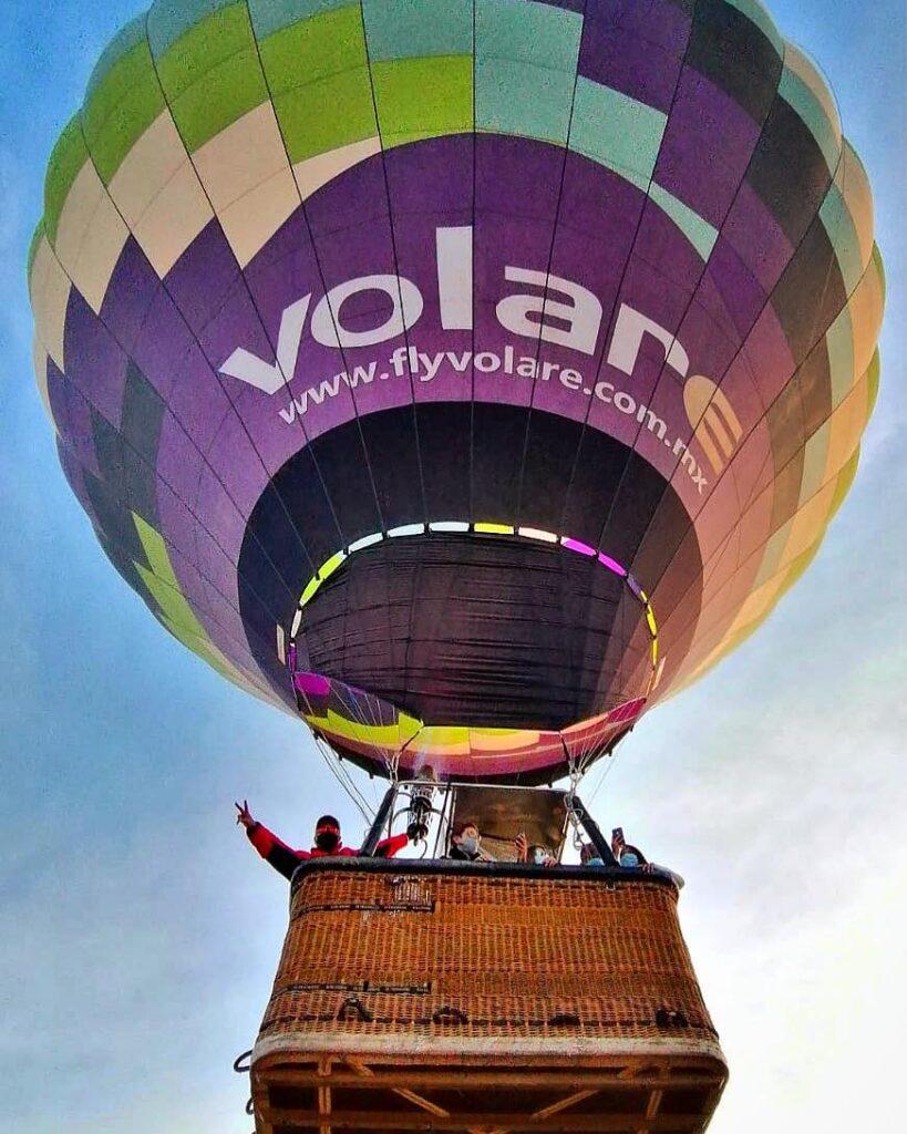 volare vuelos en globo