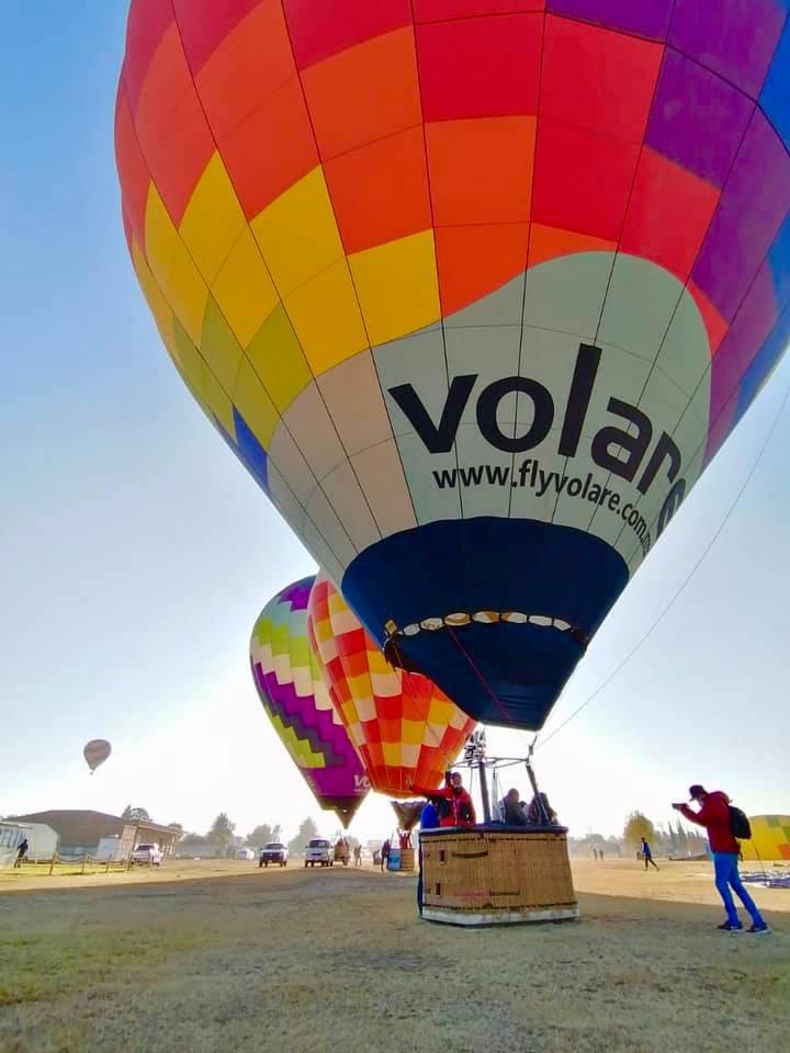 volare vuelos en globo aerostatico