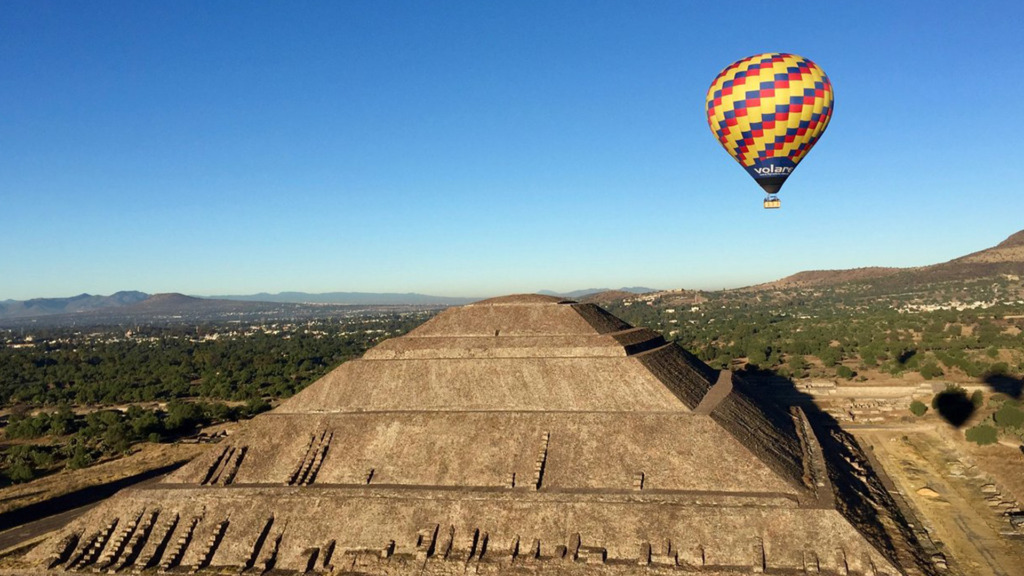piramide de teotihuacán