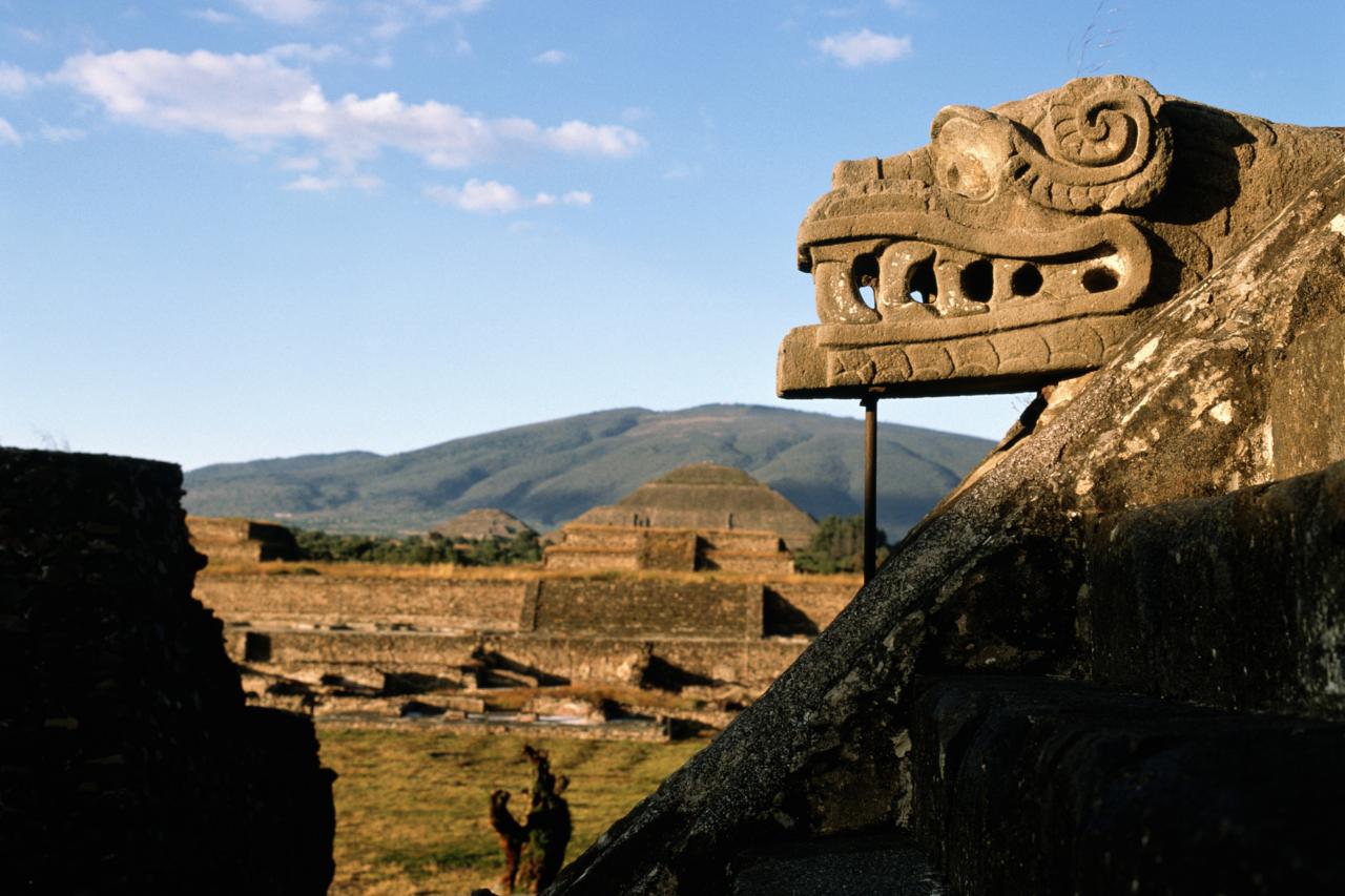 teotihuacán pirámide