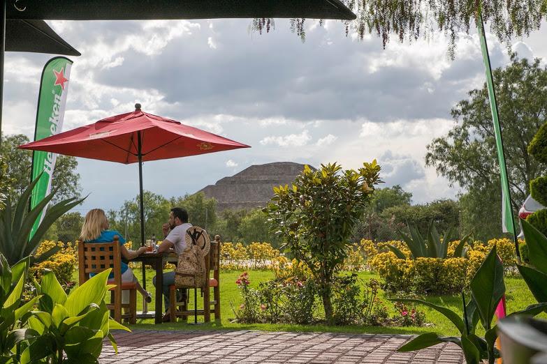 Restaurante Mayahuel teotihuacan