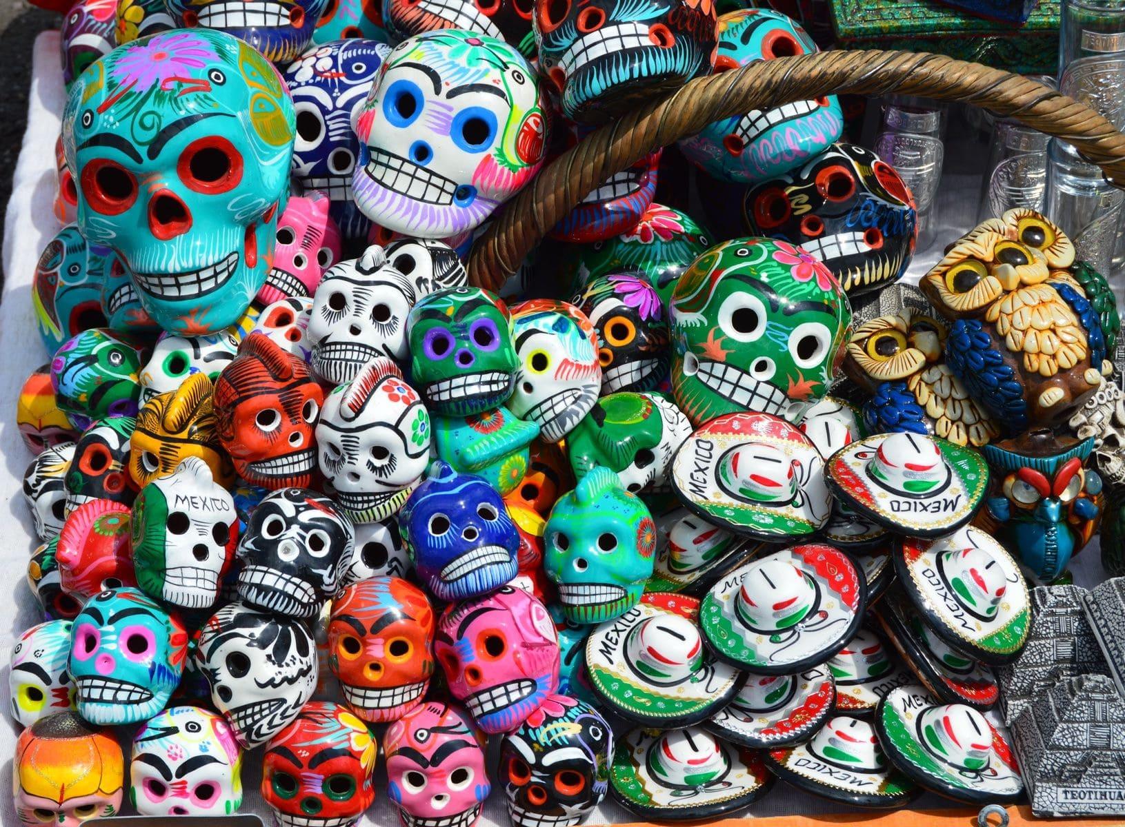artesania teotihucan