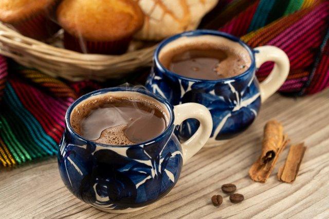 cafe de oolla comida tipica teotihuacan