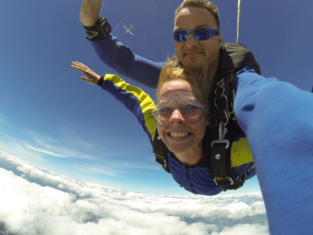 salta en paracaidas